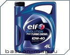 ELF Evolution 700 Turbo Diesel 10W40 (SN) 5L