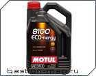 Motul 8100 Eco-Nergy 5W30 5л.