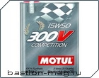 Motul 300V 15w50 Competition 2л.