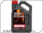 MOTUL 8100 ECO-CLEAN 5W30 C2 5л.
